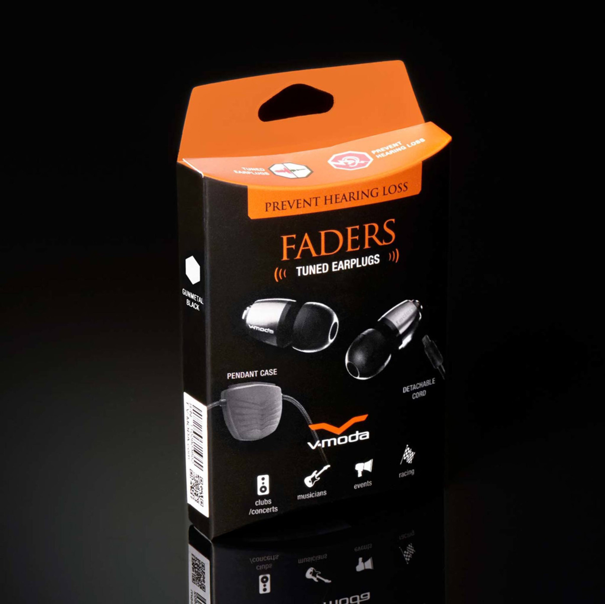 Faders Earplugs image
