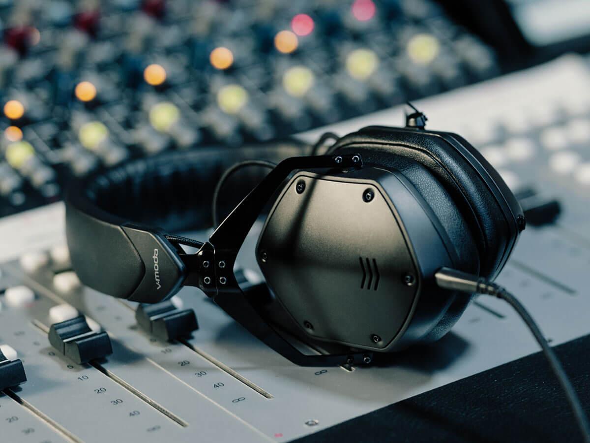 M-200 in a music professional's studio
